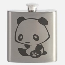 Kawaii Panda Flask