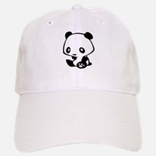 Kawaii Panda Baseball Baseball Cap