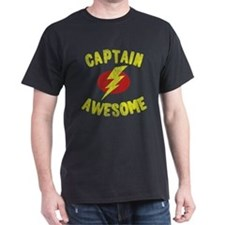 Cute Captain awesome T-Shirt