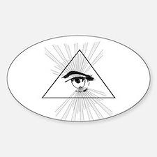 Illuminati Decal
