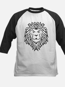 Trible Tattoo Lion Baseball Jersey