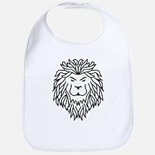 Trible Tattoo Lion Bib
