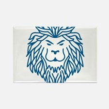 Trible Tattoo Lion Magnets