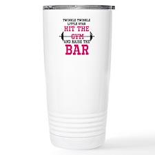 Raise the Bar Travel Mug