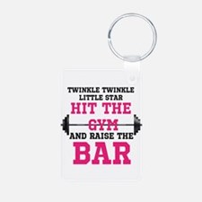 Raise the Bar Keychains