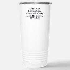 Cute Libre Travel Mug