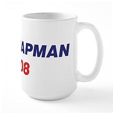 CHAPMAN 2008 (checkbox) Mug