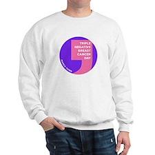 TNBC Day 2015 Logo Large Sweatshirt