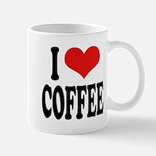 I Love Coffee Mug