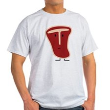 Funny Steaks T-Shirt
