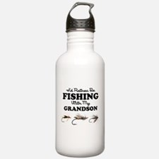 Rather Be Fishing Gran Water Bottle