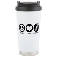 Unique I love biology Travel Mug