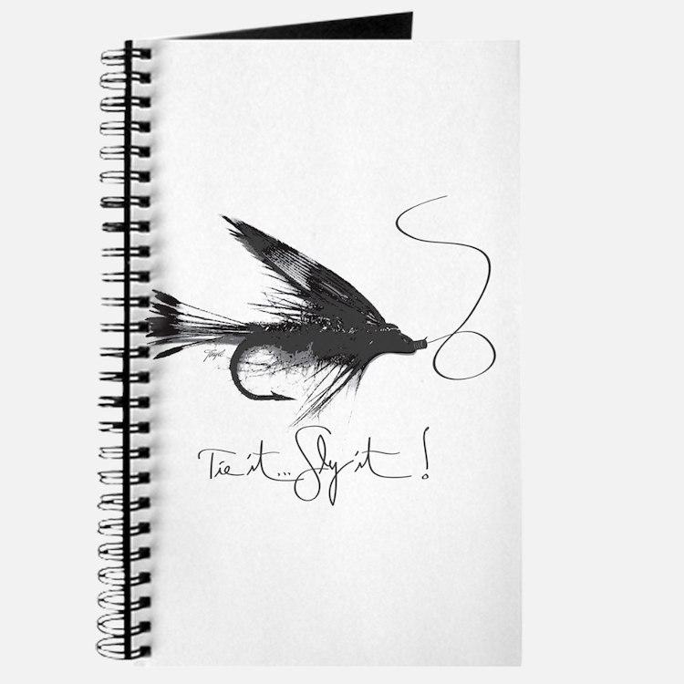 Tie It, Fly It! Journal