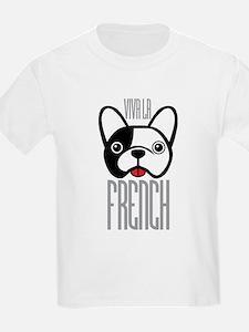 Viva La French Bulldog T-Shirt