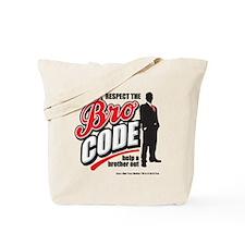 HIMYM Bro Code Tote Bag