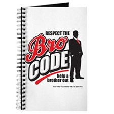 HIMYM Bro Code Journal