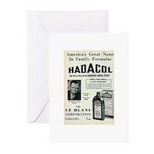 1951 ~ Hadacol Greeting Cards (6)