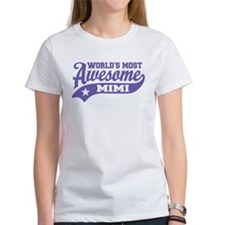 World's Most Awesome Mimi Tee