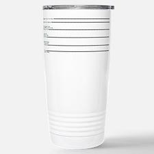 Cool Whiskey Travel Mug