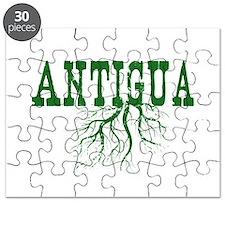 Antigua Roots Puzzle