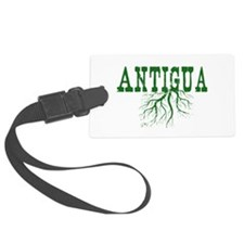 Antigua Roots Luggage Tag