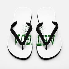 Antigua Roots Flip Flops