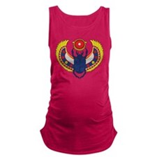 Funny Ancient egyptian Maternity Tank Top