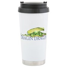 Unique Dragons Travel Mug