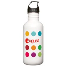 August - new Sports Water Bottle