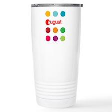 August - new Thermos Mug