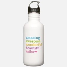 Awesome Sailor Water Bottle