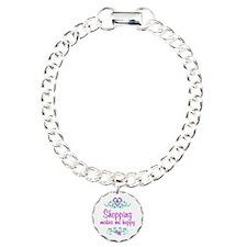 Shopping Happy Bracelet