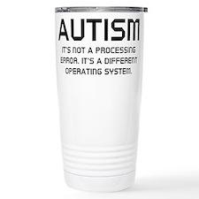 Unique Autism Travel Mug
