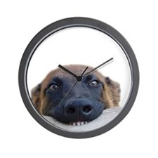 Unique Dog training Wall Clock