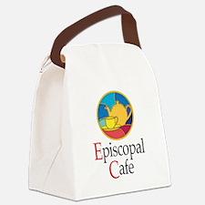 Episcopal Cafe Logo Canvas Lunch Bag