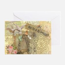 Want To Be My Sweet Heart? Greeting Cards