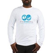 World Beyond War Long Sleeve T-Shirt