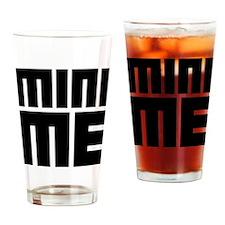 Mini Me Drinking Glass