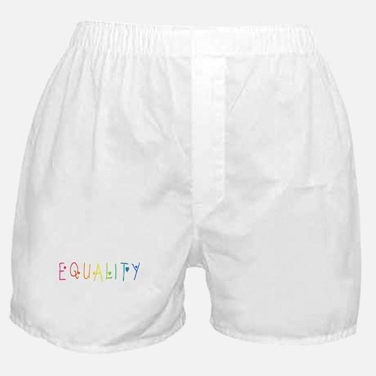 Equality Boxer Shorts