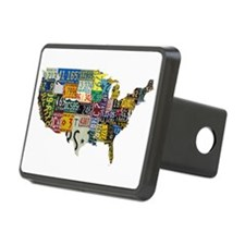 america license Hitch Cover