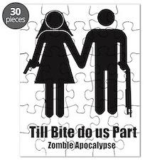Zombie Wedding Puzzle