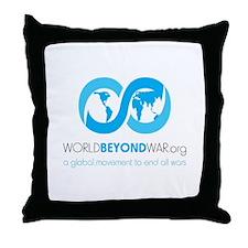 World Beyond War Throw Pillow