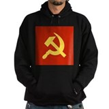 Communism Dark Hoodies