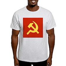 Red Hammer & Sickle T-Shirt