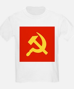 Red Hammer & Sickle T-Shirt