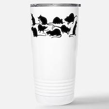 Unique Rats Travel Mug