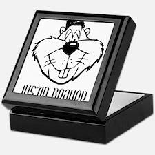 Justin Beaver Keepsake Box