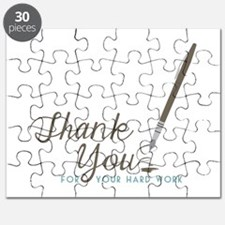 Thank You For Work Puzzle