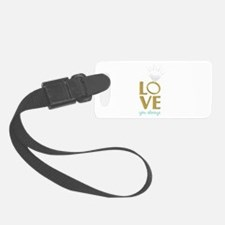 Love You Always Luggage Tag