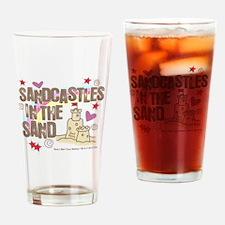 HIMYM Sandcastles Drinking Glass